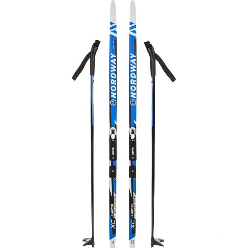 Лыжи беговые Nordway XC Junior 170