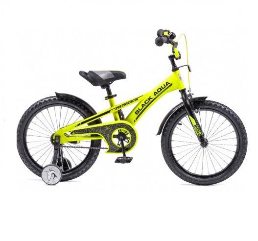 Велосипед детский Black Aqua Velorun 20