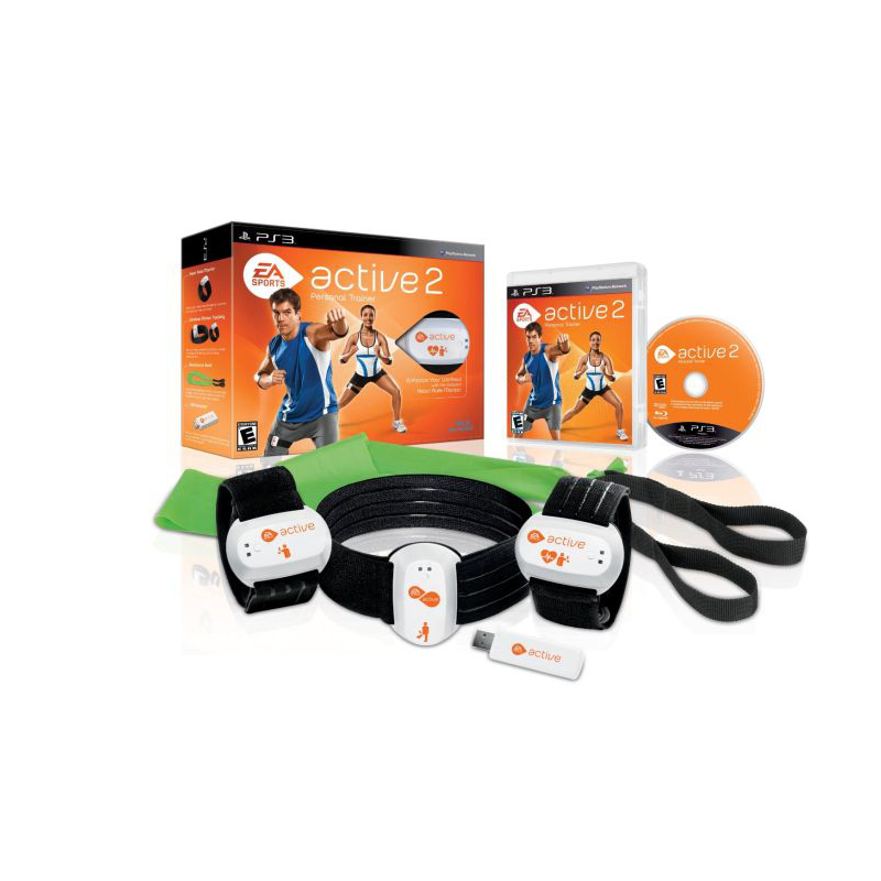 Диск для PS3 Active 2 Personal trainer
