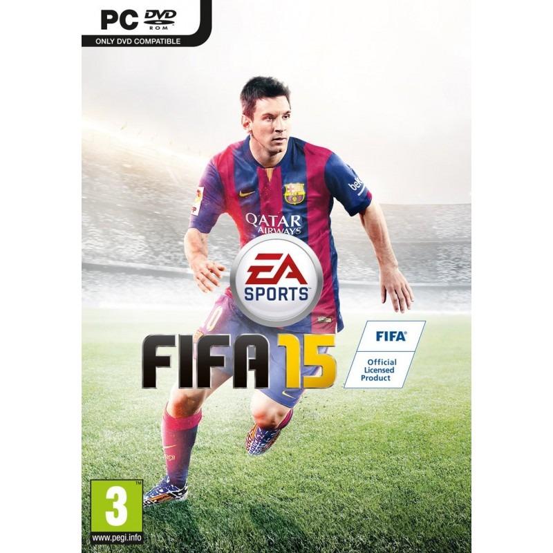 Диск на PS3 FIFA 15