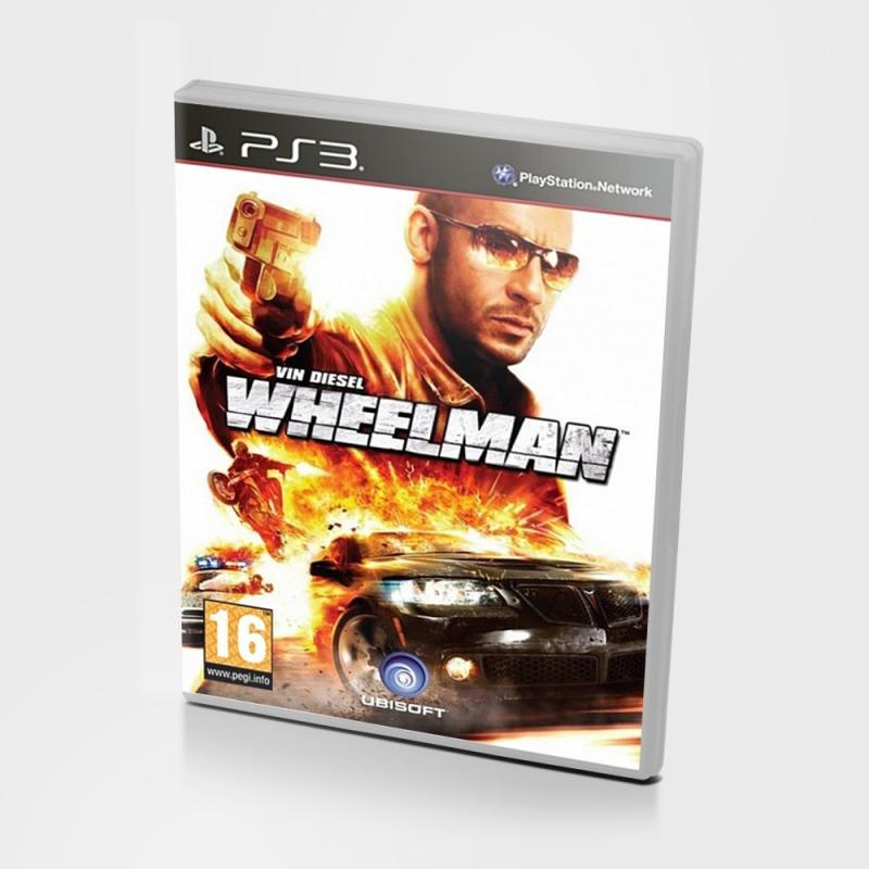 Диск на PS 3 Wheelman