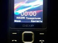 *Мобильный телефон DEXP Larus M8