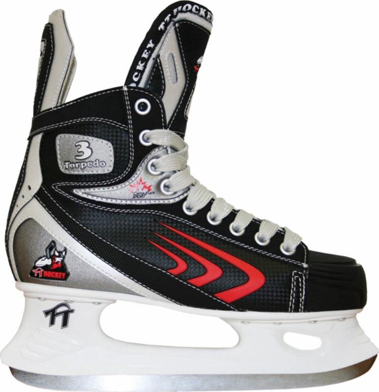 Коньки ТТ Hockey Torpedo 3