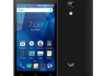 Мобильный телефон VERTEX Impress Wave