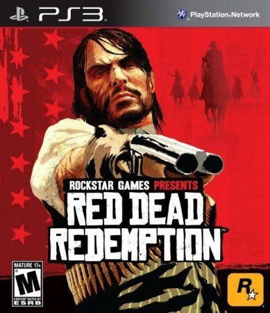 Диск PS3 Red Dead Redemption