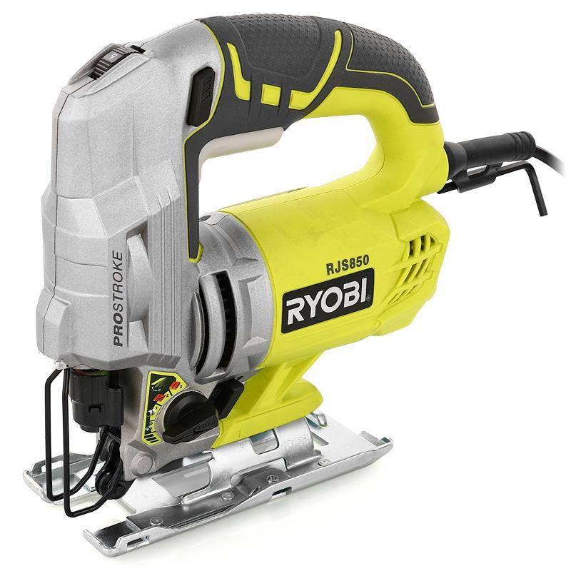 Электролобзик RYOBI RJS850K 600 Вт