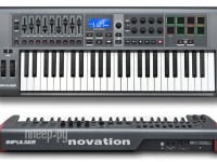 USB Midi-клавиатура novation IMPULSE 49