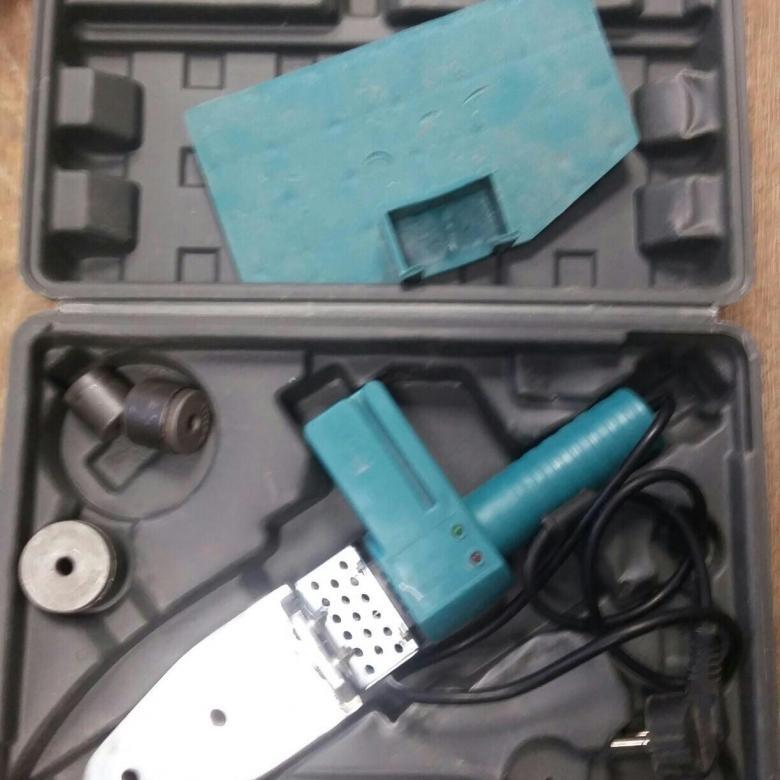 Сварочный аппарат для полипропиленовых труб и фитингов BG 99505