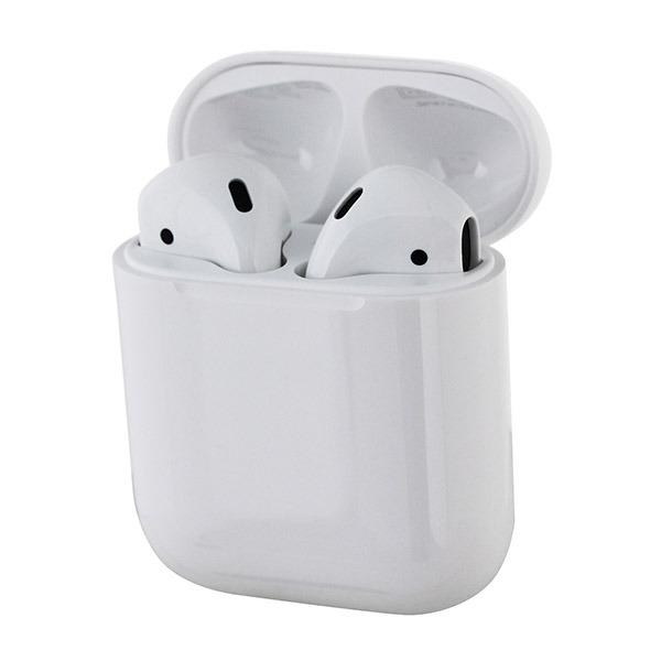 Беспроводные наушники Apple AirPods 2 (с зарядным футляром)
