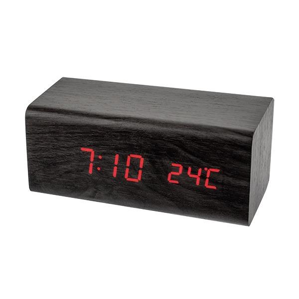 LED часы-будильник