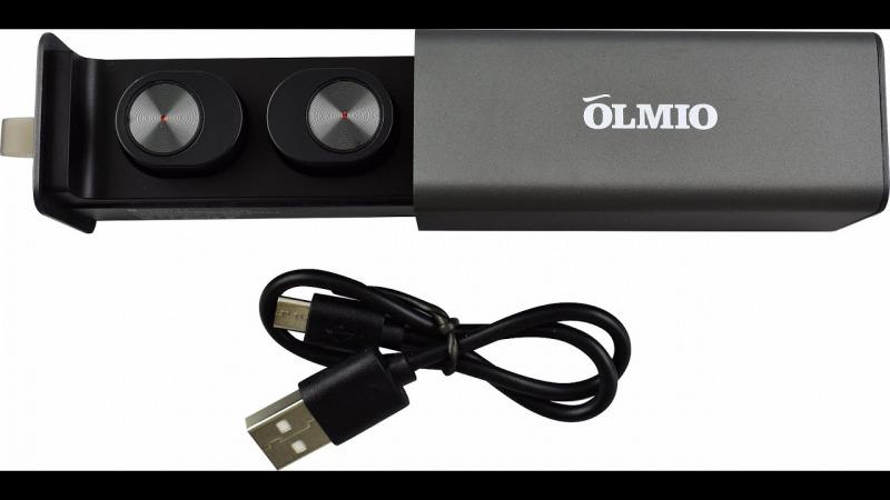 Наушники OLMIO TWE-01