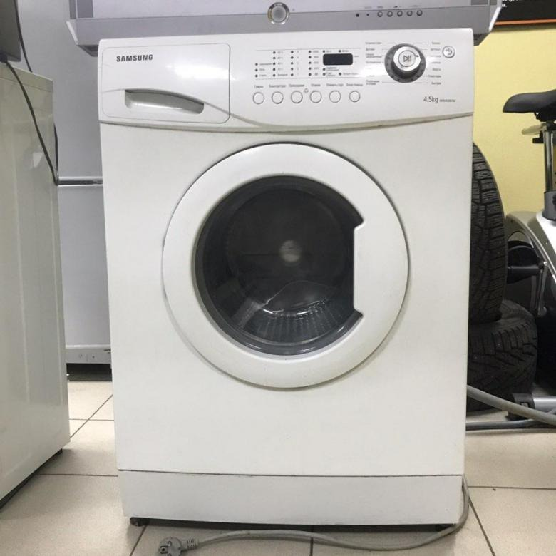 Стиральная машинка Samsung WF645N7W