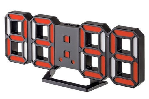 Часы-будильник Perfeo Luminous 2 (Новый)