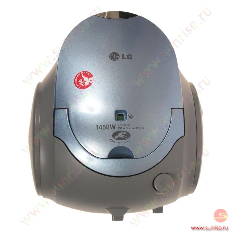 Пылесос LG V-C4242HD