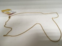Цепочка тонкая Золото 585 (14K) вес 2.60 г