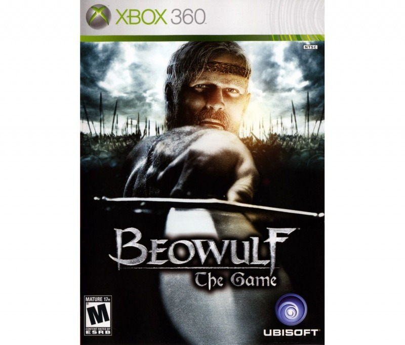 Диск Xbox 360 Beowulf : The Game