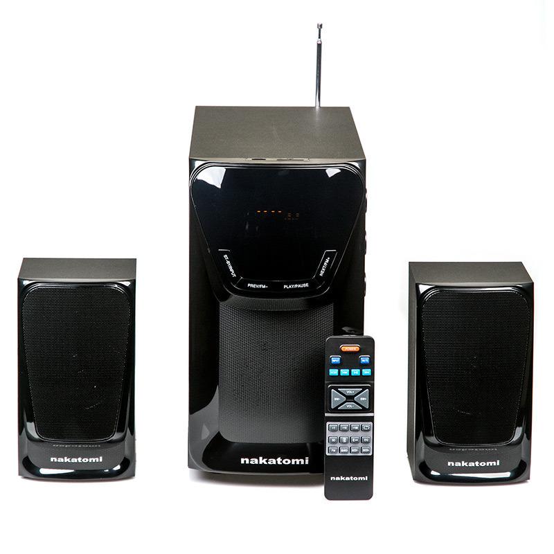 Компьютерная акустика NAKATOMI GS-37