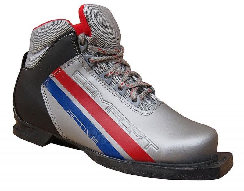 Ботинки лыжные comfort active