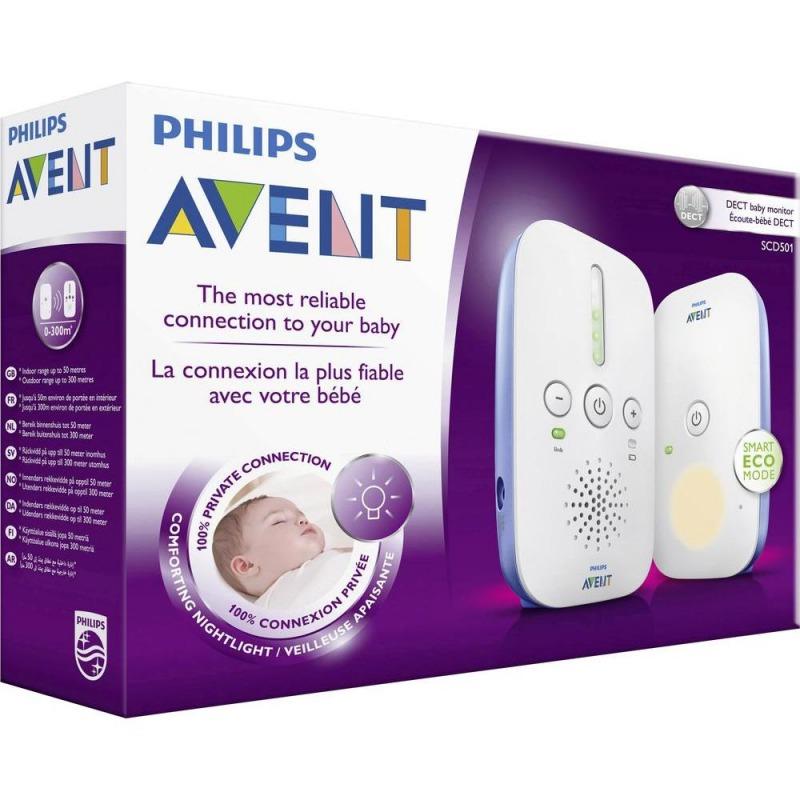 Радионяня Philips Avent SCD501