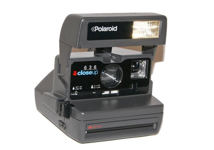 Ф-т Polaroid 636