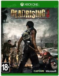 Диск Xbox One Deadrising 3