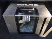 Alpine sbg 1244bp