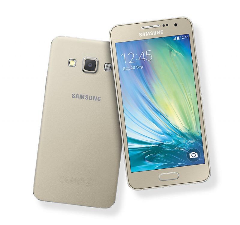 Смартфон samsung Galaxy A3(2015)