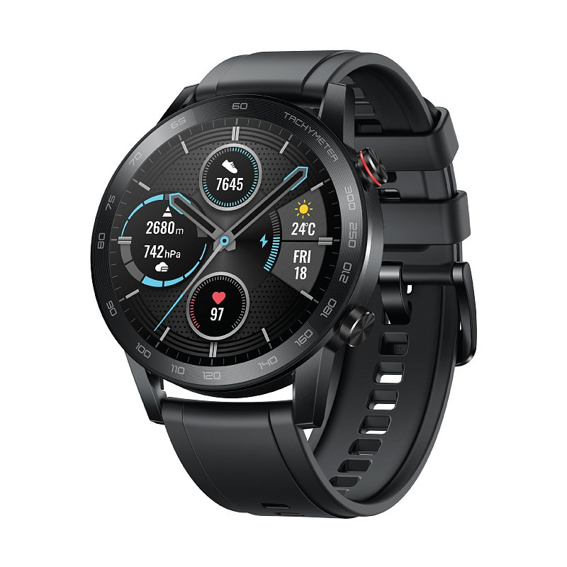 Умные часы HONOR MagicWatch 2 46mm (silicone strap)