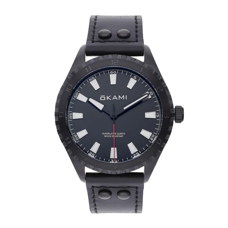 Наручные часы Okami KB44SSB-01