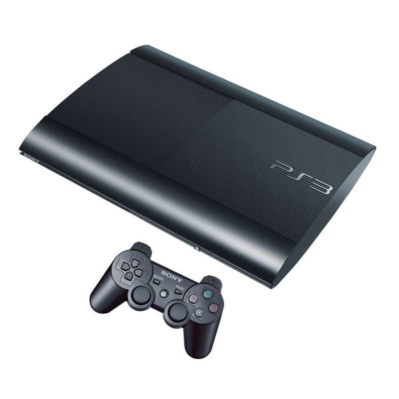 Игровая приставка Sony PlayStation 3 Super Slim 12 ГБ