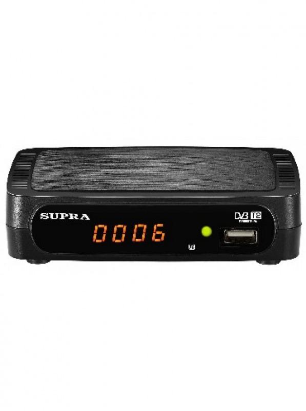 Цифровой приемник Supra SDT-84