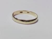 Кольцо обр р-р 19 Золото 585 (14K) вес 3.54 г