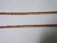 Цепочка Золото 585 (14K) вес 1.45 г