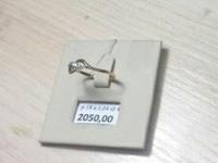 Кольцо Золото 585 (14K) вес 1.00 г