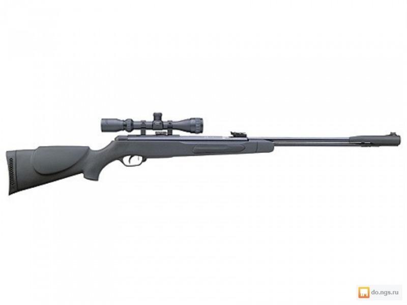 Пневматическая винтовка GAMO CFX и прицел JGBGM8 (3.5-10x40 AO)