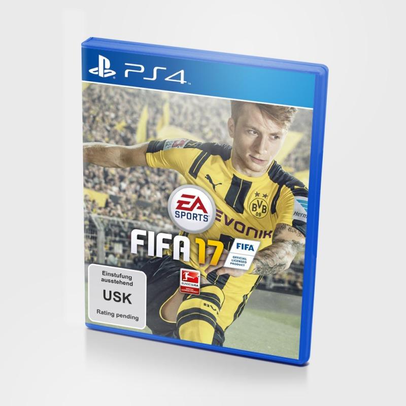 Диск для PS-4 FIFA 17