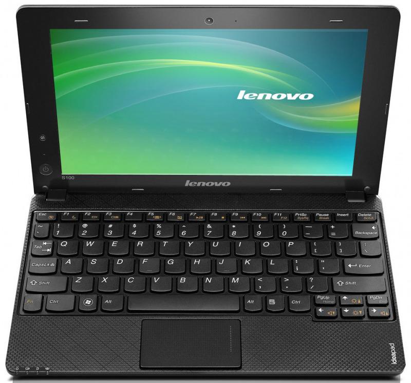 Ноутбук Lenovo IdeaPad S100