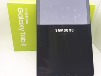 Планшет Galaxy Tab E  полный комплект