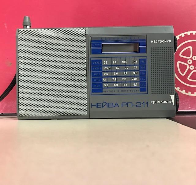 Радио приемник Найва РП-210