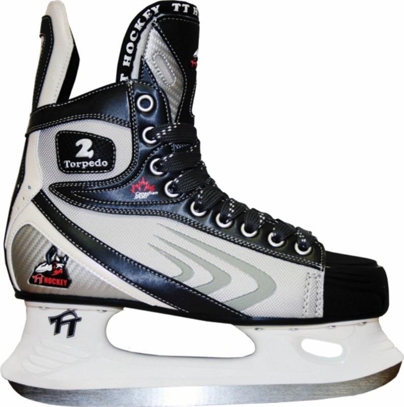 Хоккейные коньки TechTeam Torpedo 2