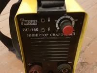 Сварочный инвертор Гигант ИС-160