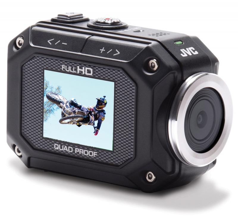 Экшн камера JVC-XA1BE