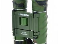Бинокль Следопыт SL-36 Зелёный 16*25