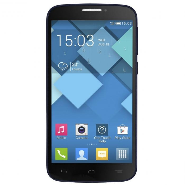 Смартфон Alcatel POP C7 7041D