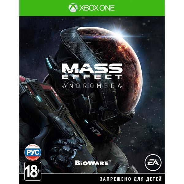 Диск Xbox One Mass Effect Andromeda