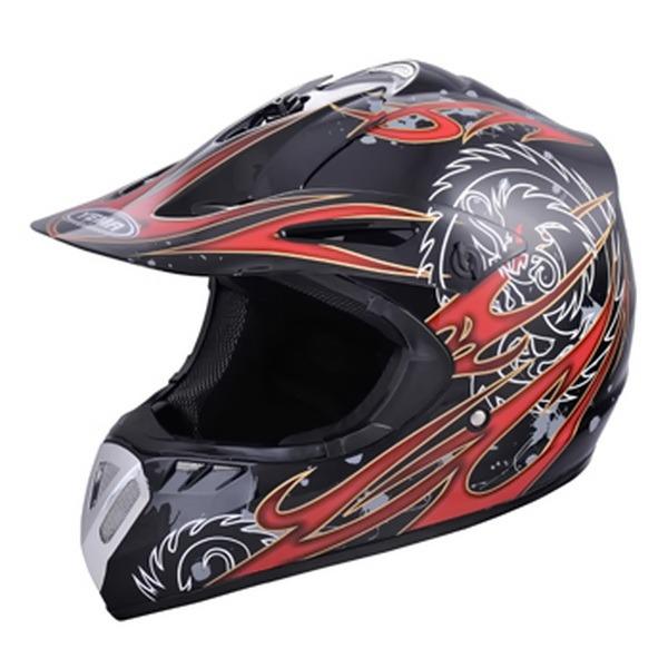 Мотошлем YEMA helmet S(55-56)