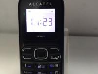 Мобильный телефон Alcatel 112