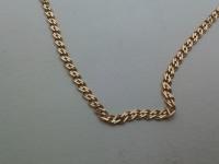 Цепочка плетение Нона  Золото 585 (14K) вес 4.14 г