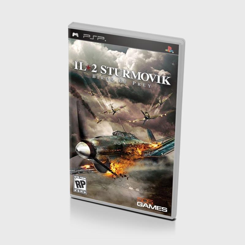 Диск для Sony PS ИЛ-2 Штурмовик