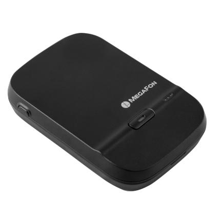 Мобильный роутер MR150-6 (черный) 4G+ (LTE)/Wi-Fi